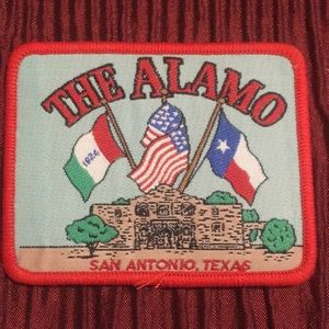 Other - The Alamo Original Souvenir Badge